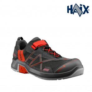 Zaščitna obutev HAIX CONNEXIS Safety T S1 low grey-red