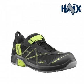 Zaščitna obutev HAIX CONNEXIS Safety T S1P low grey-citrus