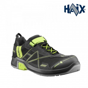 Zaščitna obutev HAIX CONNEXIS Safety T Ws S1 low grey-citrus
