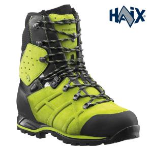 Zaščitna obutev HAIX PROTECTOR ULTRA lime