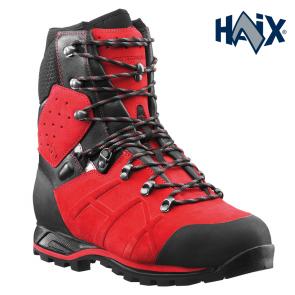 Zaščitna obutev HAIX PROTECTOR ULTRA red