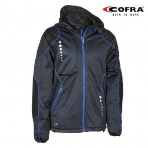 Jakna Soft Shell COFRA JACUZIA V387-0-02 modra
