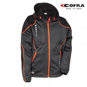 Jakna Soft Shell COFRA JACUZIA V387-0-04 oranžna