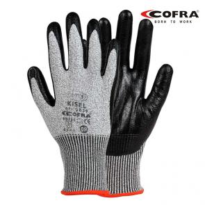 Zaščitne rokavice COFRA KISEL G089 sive