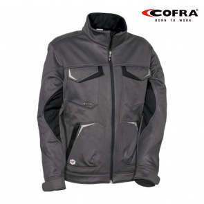 Jakna Soft Shell COFRA MIRASSOL V483-06 SIVA