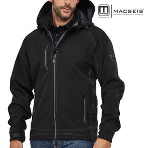 Jakna softshell MACSEIS TWOTONE black/grey