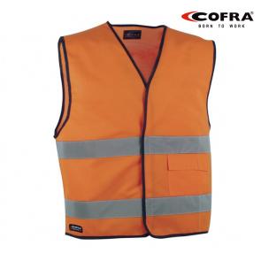 Telovnik COFRA NEW DRIVER V073-01 EN 471