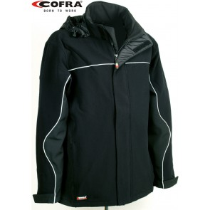 Jakna Soft Shell COFRA NORWAY V093-0-00