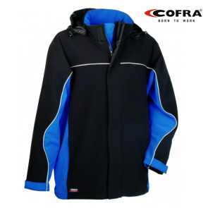 Jakna Soft Shell COFRA NORWAY V093-0-02