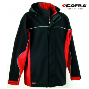 Jakna Soft Shell COFRA NORWAY V093-0-01