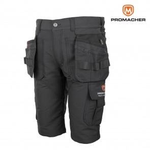Kratke hlače PROM EREBOS black