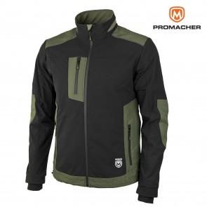 Delovna jakna PROM EREBOS green/black