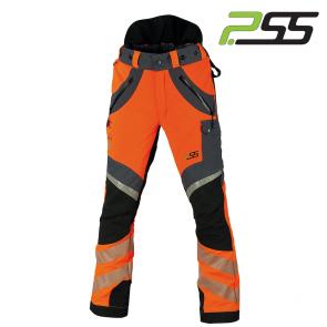 Gozdarske zaščitne hlače PSS X-treme Air EN 20471 910