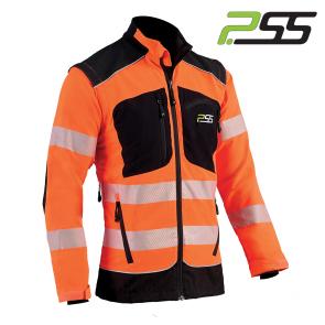Gozdarska jakna PSS X-treme Vario EN 20471 913