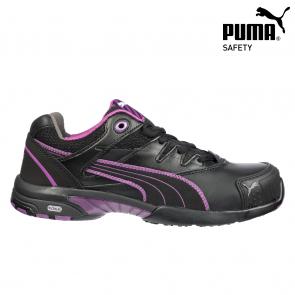 Zaščitna obutev PUMA STEPPER WNS LOW EN ISO 20345-S2 HRO SRC