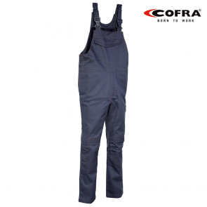 Ognjevarne zaščitne hlače z oprsnikom  COFRA  RISK  V258-0-02