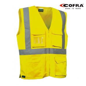 Telovnik multipocket COFRA SEKI V295-00