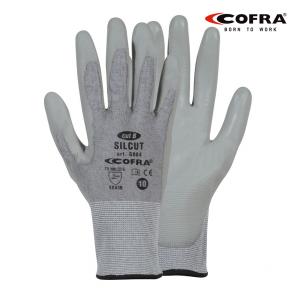 Zaščitne rokavice COFRA SILCUT G084 sive
