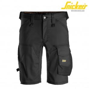 Kratke hlače SNICKERS AllroundWork 6143-0404 črna