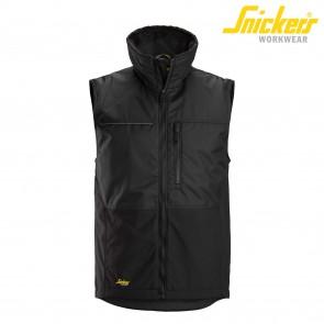 Telovnik SNICKERS AllroundWork Winter Vest 4548-0404 črna