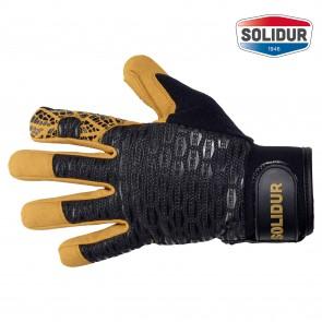 Gozdarske rokavice SOLIDUR CERCIS
