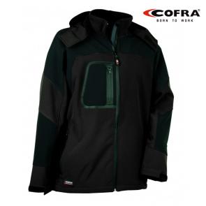 Jakna Soft Shell COFRA SWEDEN V101-0-05