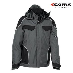 Jakna Soft Shell COFRA TECKA V415-06 SIVA