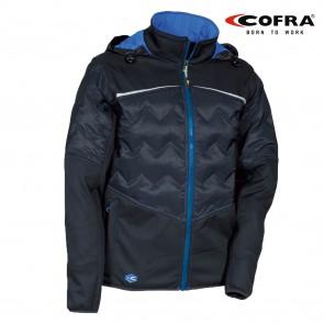 Delovna jakna COFRA POLIGUS V377-0-02 modra