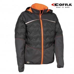 Delovna jakna COFRA POLIGUS V377-0-04 oranžna