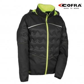 Delovna jakna COFRA POLIGUS V377-0-05 zelena