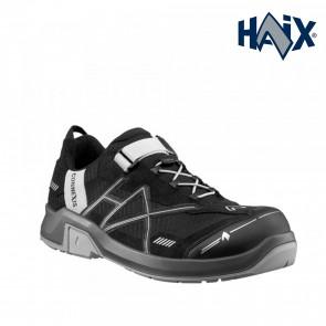 Zaščitna obutev HAIX CONNEXIS Safety T S1P low black-silver